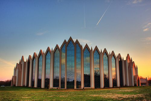 Calvary church, Charlotte NC...