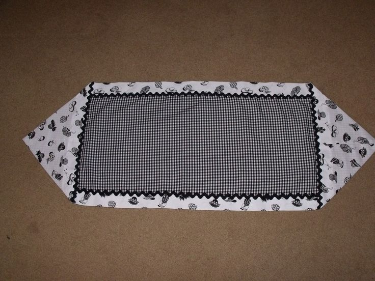 100 best 10 minute tablerunners images on pinterest for 10 minute table runner directions
