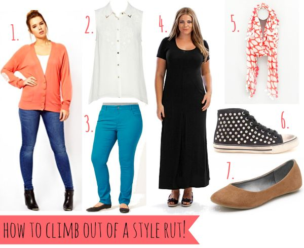 Styling You - How to Climb Out of a Style Rut