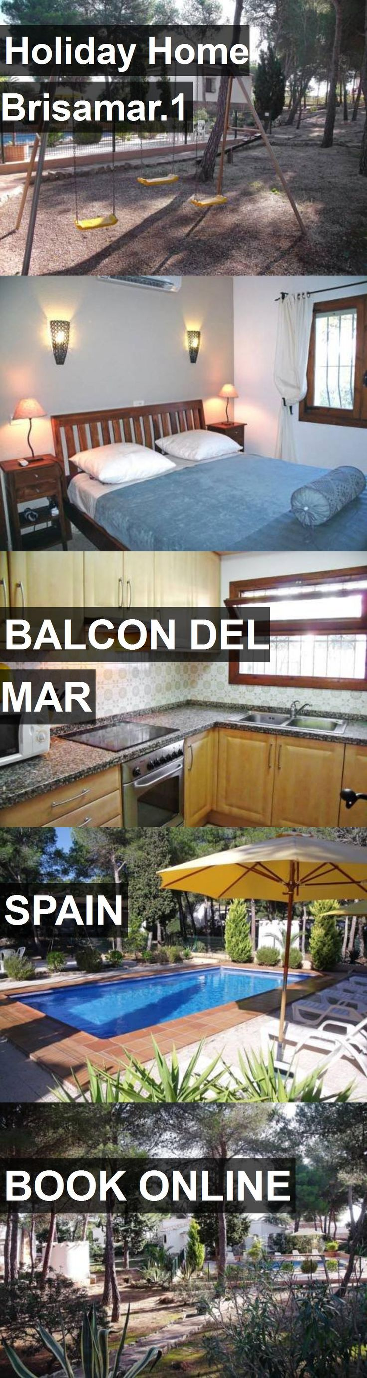 Hotel Holiday Home Brisamar.1 in Balcon del Mar, Spain. For more information, photos, reviews and best prices please follow the link. #Spain #BalcondelMar #travel #vacation #hotel