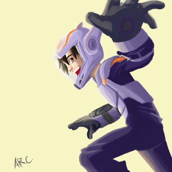 Big Hero 6 fan art
