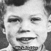 Look At This...: Celebrities When They Were Kids - Mick Jagger