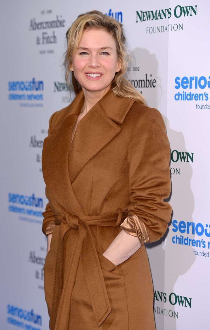 Pin for Later: Renée Zellweger's Megawatt Smile Lights Up the Red Carpet in London