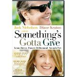 Something's Gotta Give (DVD)By Jack Nicholson