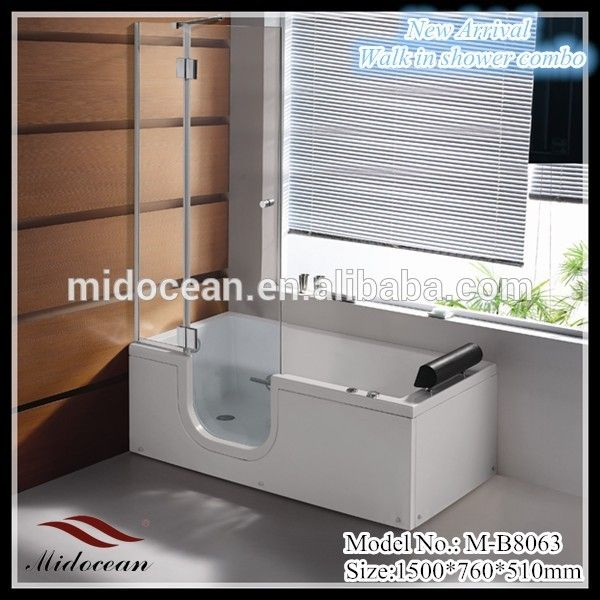 New Design Acrylic Walk In Tub Shower Combo , Find Complete Details about New Design Acrylic Walk In Tub Shower Combo,Walk In Tub Shower Combo,Corner Tub Shower Combo,Massage Tub Shower Combo from Bathtubs & Whirlpools Supplier or Manufacturer-Guangdong Midocean Sanitaryware Technology Co., Ltd.