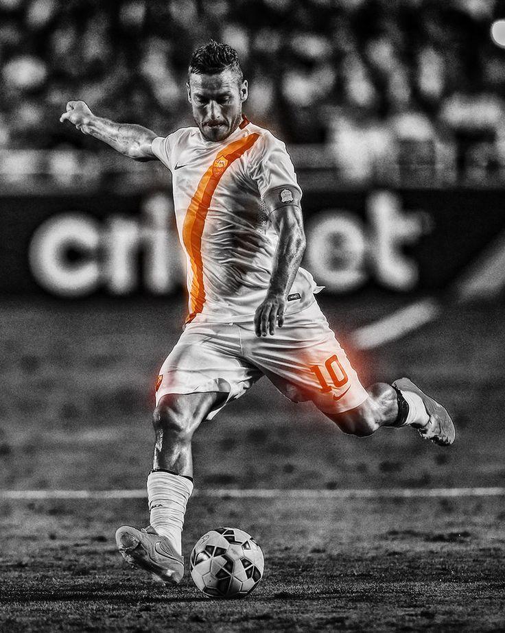 Francesco Totti: La Luce by Belthazor78