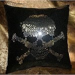"a lil ""bling"" decor"