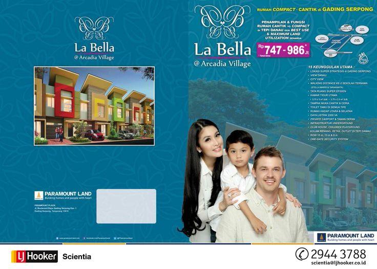 La Bella @ Arcadia Village, Paramount Serpong