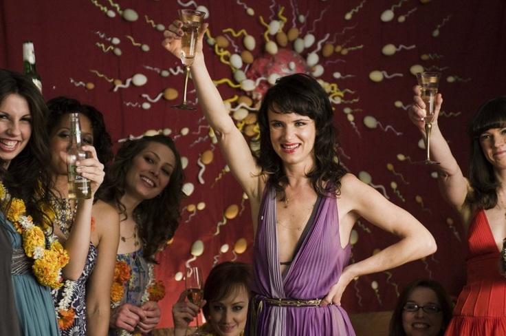 Juliette Lewis è Debbie