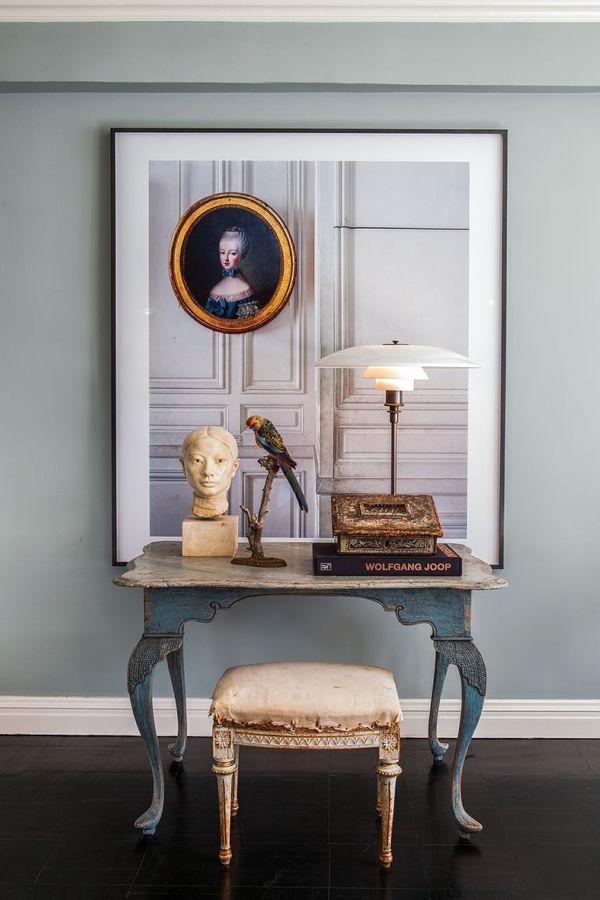 reflections on swedish interiors by rhonda eleish and edie van breems. photo by neil landino