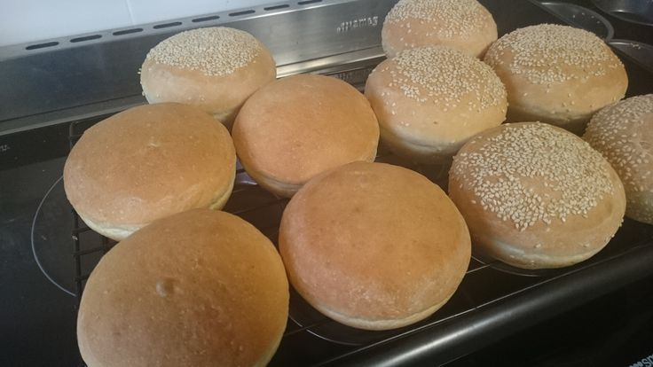White Bread Rolls