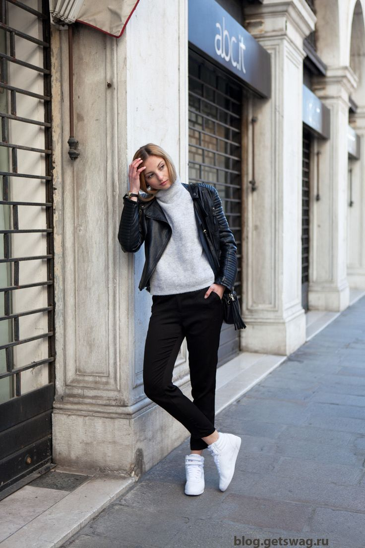 080420152 Минимализм или французский шик в одежде и образах польского блогера