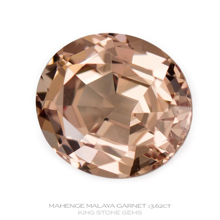 Mahenge Malaya Garnet 3.62ct | KING STONE GEMS