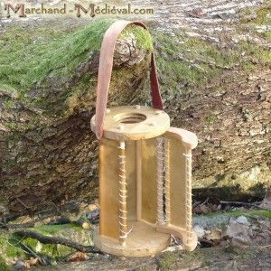 how to make a medieval lantern