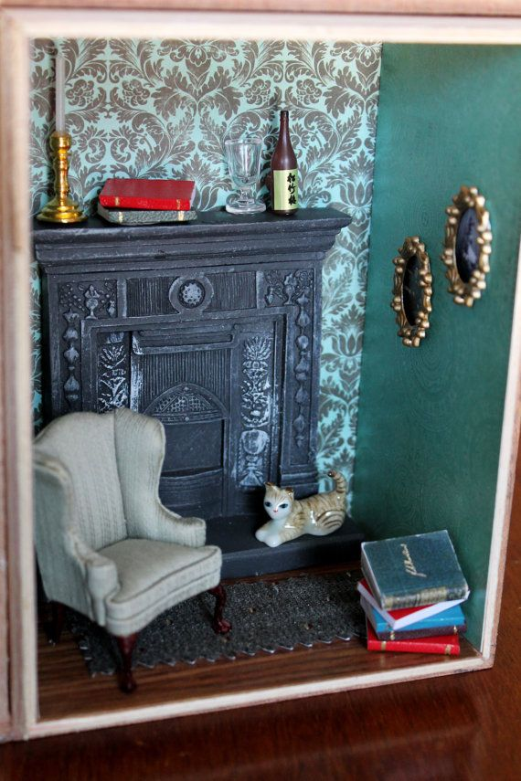 Found On Cath Kidston S Fb Page In Her Dream Room In A: 80 Best Images About ROOM In A BOX. On Pinterest