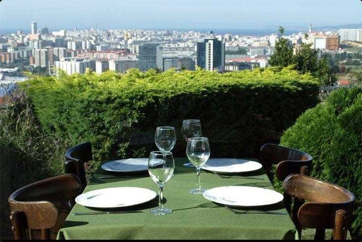 La Pérgola | dónde comer en A Coruña