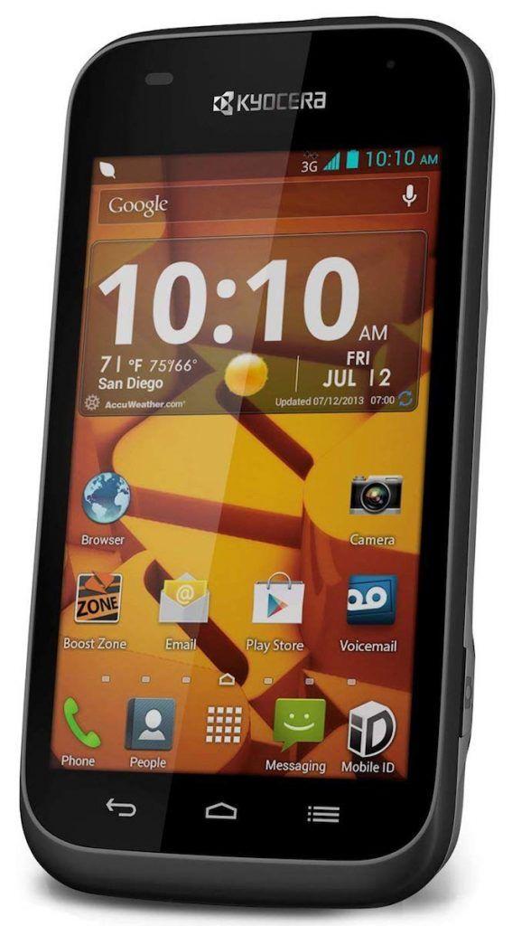 Qlink Wireless Phone Upgrade - Kyocera HydroEdge