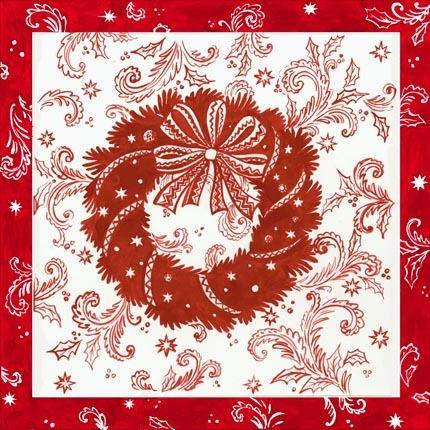 CHRISTMAS WREATH *