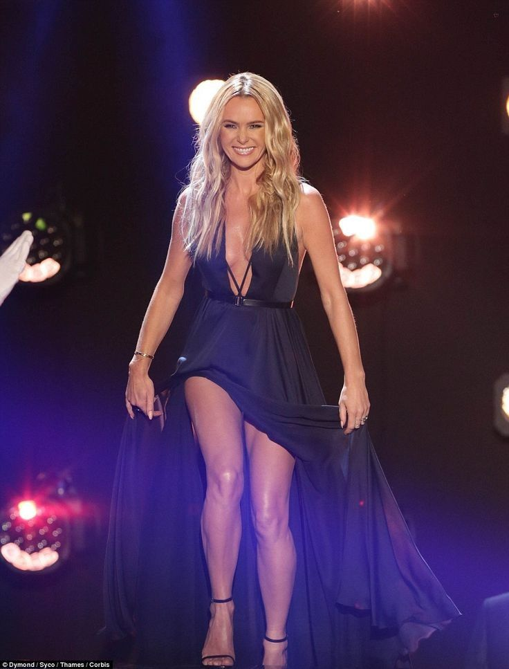 Amanda's Got Talent...for shameless attention-seeking - Celebrity Fashion Trends
