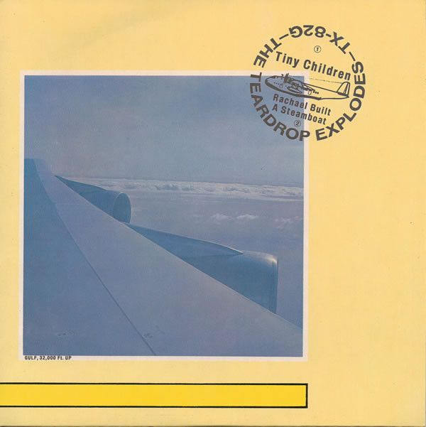 The Teardrop Explodes - Tiny Children at Discogs