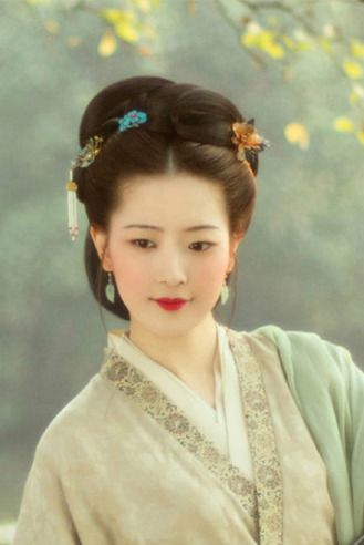 Song Dynasty Hair And Makeup Traditional Clothing Of