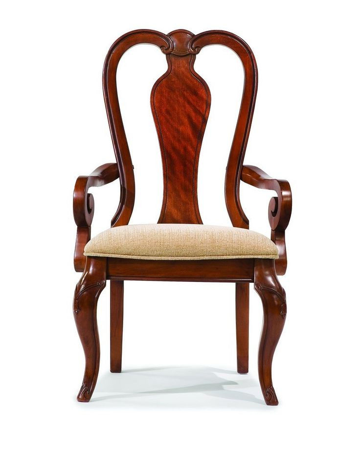 992 best images about furniture chairs on pinterest for Queen anne furniture