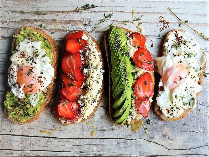 Ekmek Üstü Poşe Yumurta ve Avokado Tarifleri | Mutfak İnsanları