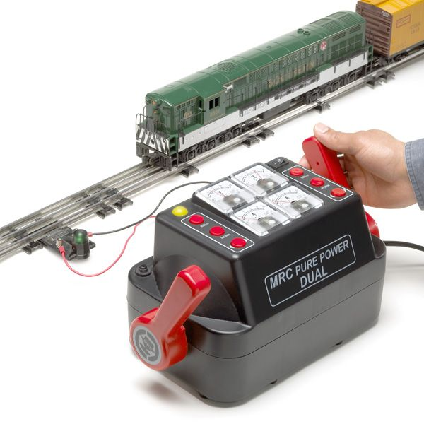 What Every Toy Train Operator Needs To Know About Basic Electrical