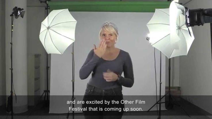 The Other Film Festival 2014 - Auslan Promo