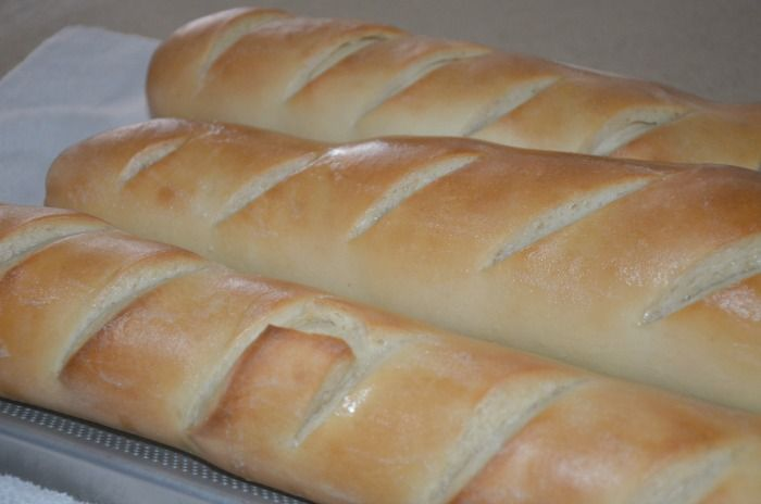 Quick And Easy French Bread You Can Make - Food Storage Moms