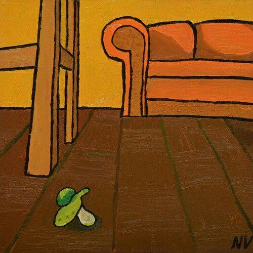 Nagy Veronika//daily art//painting//www.ciraada.com