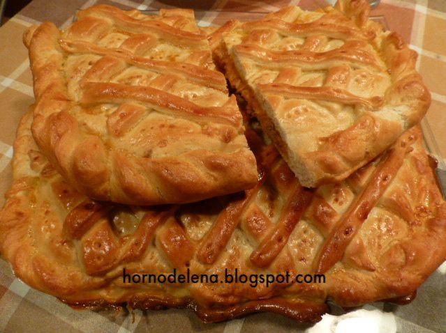 Recetas fáciles de Josean MG: Empanada de atún