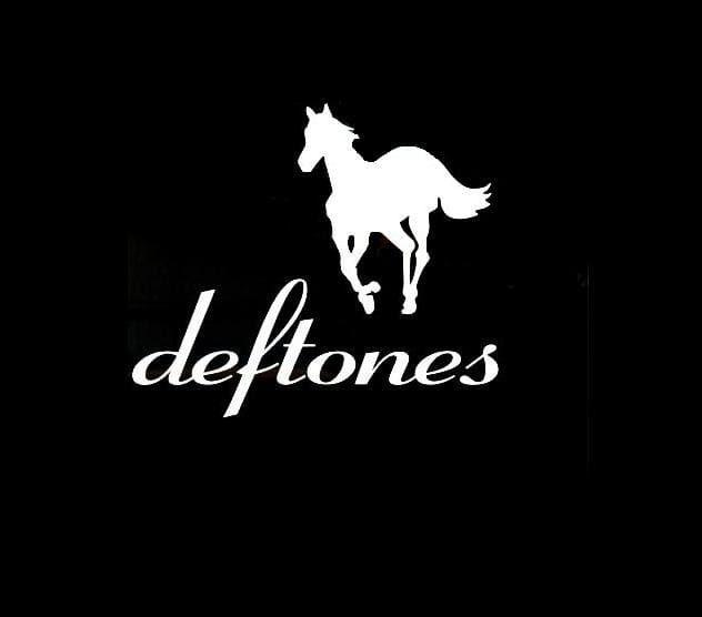 Deftones Horse Band Stickers Custom Sticker Shop Band Stickers Deftones Songs Stickers Custom