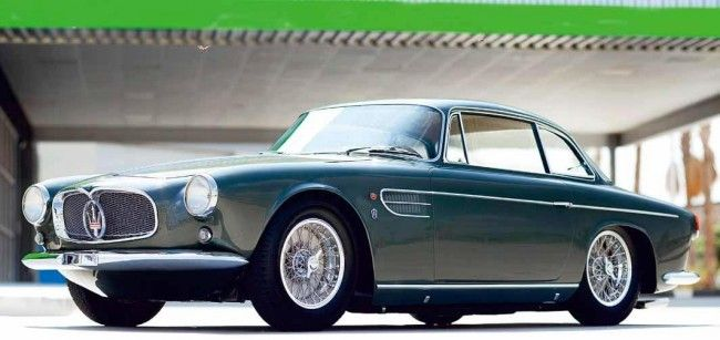 maserati, auto epoca, MASERATI 2000 G.T. A6G/54,maserati d'epoca, auto ...