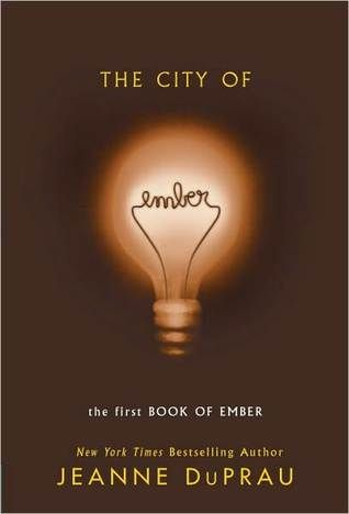 Adding this to my READING LIST (July 2012): The city of Ember was built as a last refuge for the human race. Two hundred years later, the great lamps that light the city are beginning to flicker. When Lina finds part of an ancient message, she's sure it holds a secret that will save the city. She and her friend Doon must decipher the message before the lights go out on Ember forever!