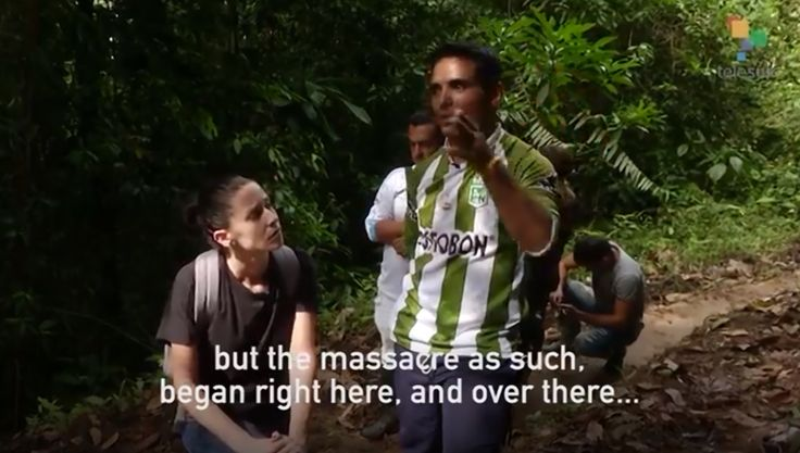 "US Pressure Led to Massacre of Colombian Farmers    Empire Files' Abby Martin says the massacre of unarmed coca farmers in Tumaco, Colombia was in response to pressure from the Trump administration to undermine the government's crop substitution agreement and use force in the ""war on drugs"""