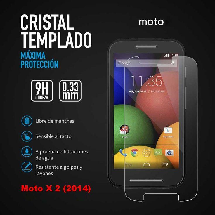 Protector Pantalla Cristal Templado Para Motorola Moto X 2 (2014) - http://complementoideal.com/producto/protector-pantalla-cristal-templado-para-motorola-moto-x-2-2014/  -   Características Protector Pantalla de Cristal Templado Para Motorola Moto X (2014) de 0,26mm de grosor. Con este resistente cristal protegerás tu pantalla de todo tipo de golpes y ralladuras. Absorbe los golpes protegiendo tu pantalla de caídas. Fácil instalación y lo puedes quitar en cual...