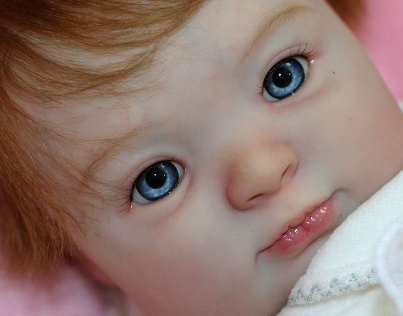 Bebê Reborn Kimber -por encomenda!!!