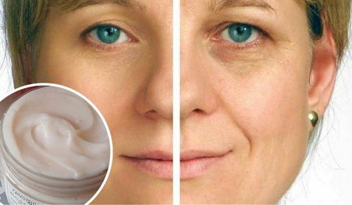 Deze natuurlijke crème heeft voedende eigenschappen die rimpels kunnen verminderen, onzuiverheden kunnen corrigeren en verjonging van de huid stimuleren.