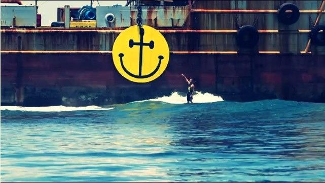 2012 Official Selection - Big Shipwreck Tanker #Ombakbali #Laplancha #2012 #Surf  #Film #Bali