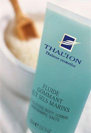 Thal'ion Cosmetic // algues Kristály Szépségszalon http://www.kristalyszepseg.info/