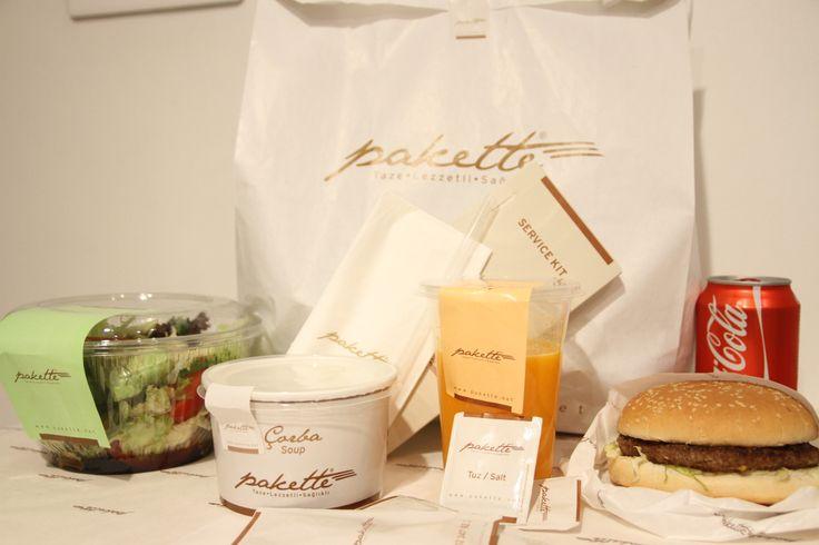 Paket servisinden çok daha fazlası için; http://pakette.net/  #istanbul #beşiktaş #lezzetli #sağlıklı #yemek #hızlı #servis