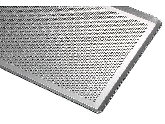 Perforated Aluminium Sheet 60 x 40 cm