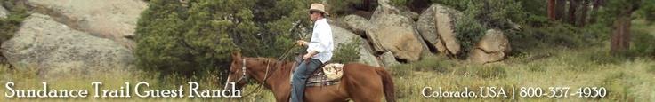 Family Dude Ranch & Guest Ranch - Ranch Vacation Horseback Riding