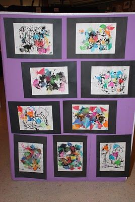 Art ideas for students with special needs