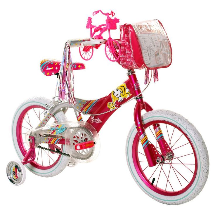 Barbie 16 in. Girls Bike - 805354