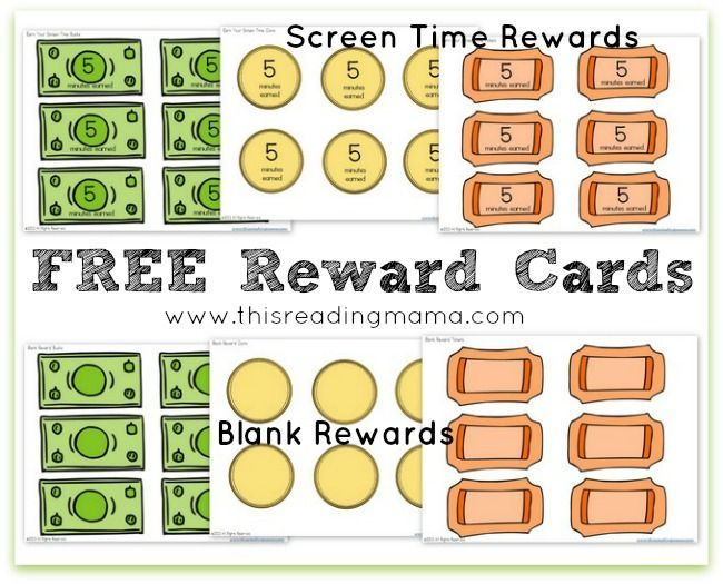 Printable Dollars for Reward System | Using a Reward System to Encourage Obedience {FREE printable included ...