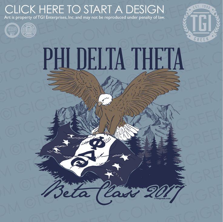 Phi Delta Theta | ΦΔΘ | Beta Class | PR | Fraternity PR |TGI Greek | Greek Apparel | Custom Apparel | Fraternity Tee Shirts | Fraternity T-shirts | Custom T-Shirts