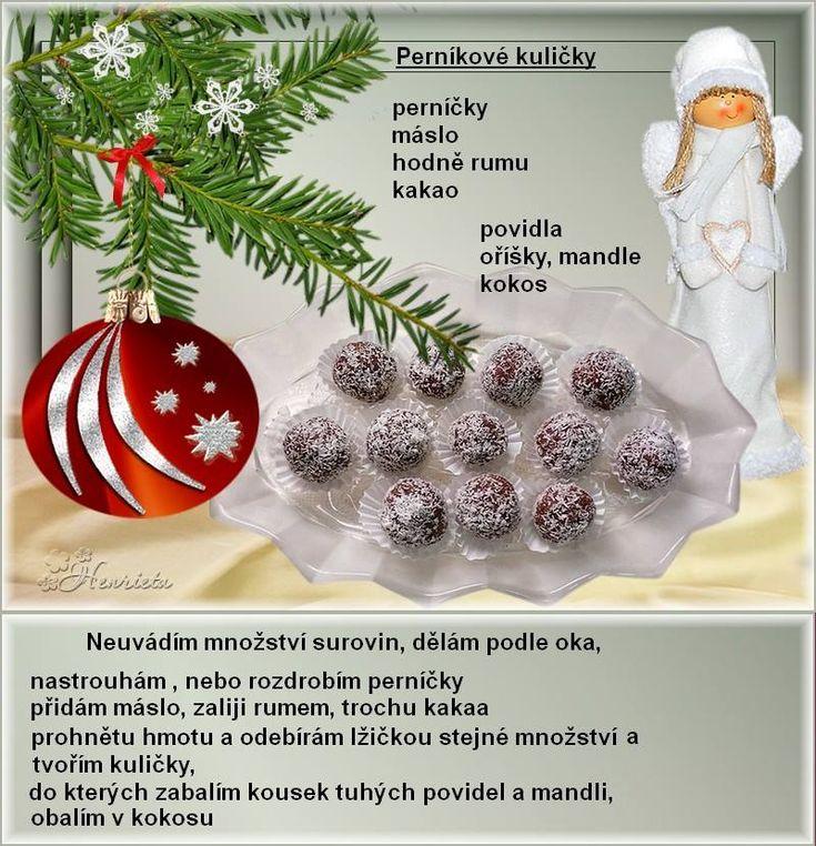 6 rôznych druhov vianočného pečiva od Jindřišky Šimůnkovej /3/