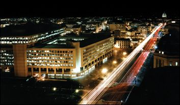 FBI headquarters in Washington D.C. This was a critical stop for Dr. Ryan Matthews, the hero in my new novel, The RX Factor.